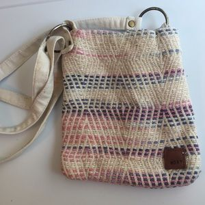 Roxy Knit Crossbody Bag